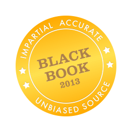 Black Book 2013 Award