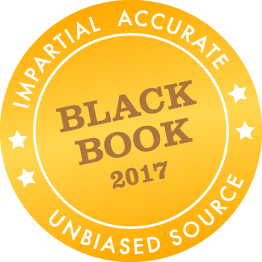 BlackBook seal 2017