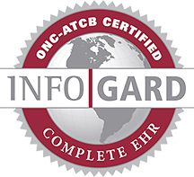 Infogard Seal icon