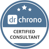 DrChrono Certified Consultant Badge
