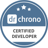 DrChrono Certified Developer Badge