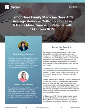 Case Study for RCM Family medicine