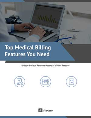 Medical billing features you need white paper