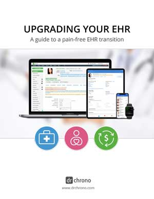 Documentation on updating EHR